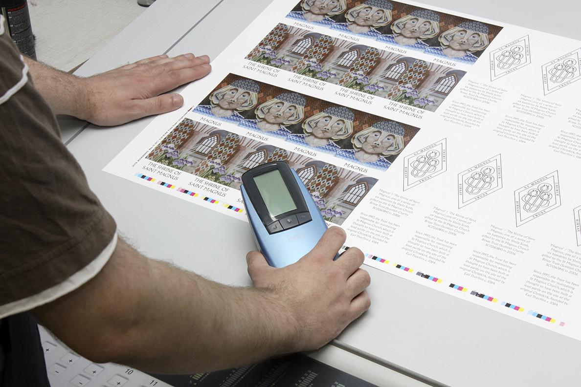 Litho Printing Image