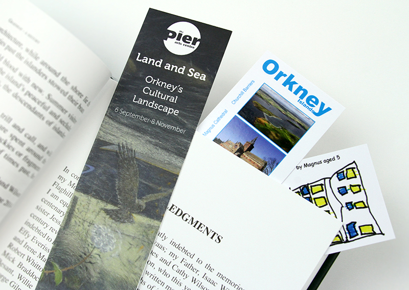 bookmarks the orcadian print centre